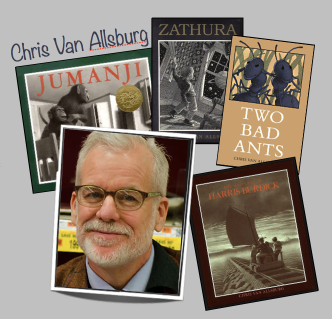 4th Works: Chris Van Allsburg Author Study