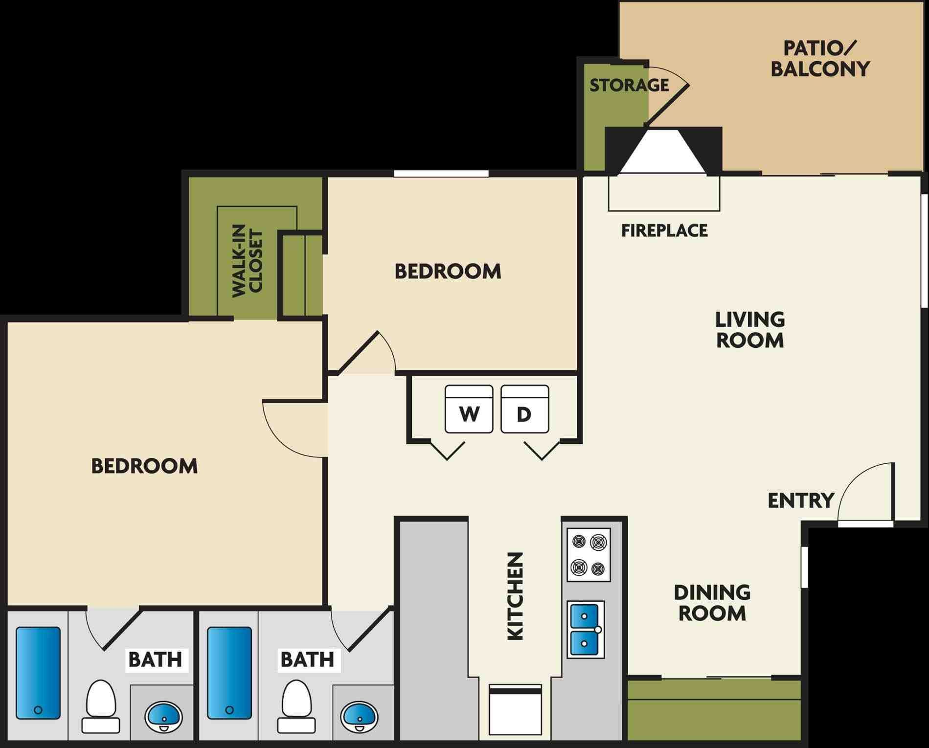 Luxury Apartment Floor Plans 3 Bedroom Bedroom Studio 1 2 Apartments In Atlanta Highland Walk Rooftop Apartment Floor Plans 3 Bedroom Floor Plan Floor Plans