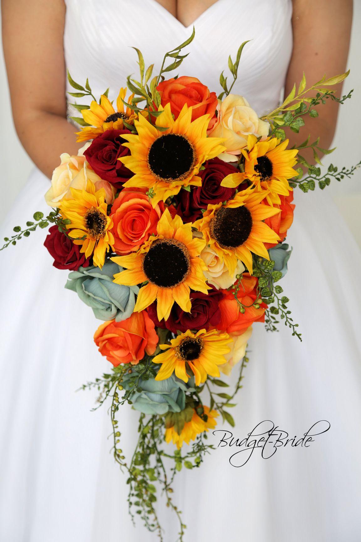 Davids Bridal Fall Wedding Flowers Red Bouquet Wedding Wedding Flower Arrangements Wedding Flowers Summer