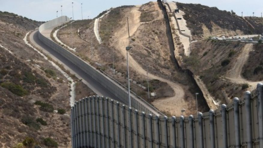 Problem Solved? House Republicans Introduce Bill To Fund Border Wall ...