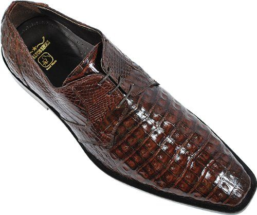 Mens Pazzini Men's Dress Shoes Fashion Casual Loafers Slip on Italian Style Ostrich Lizard Snake Print Black Brown Burgundy Outlet Online Shop Size 45
