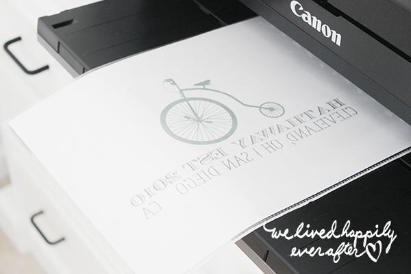 Nos vivieron felices para siempre: Cómo utilizar una impresora para tinta imagen…