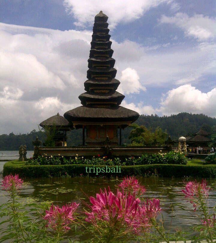 Danau Beratan Bedugul Bali Bali Lake Nice View