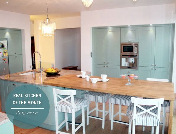 fearon bros in newry designed this charming kitchen in broadoak