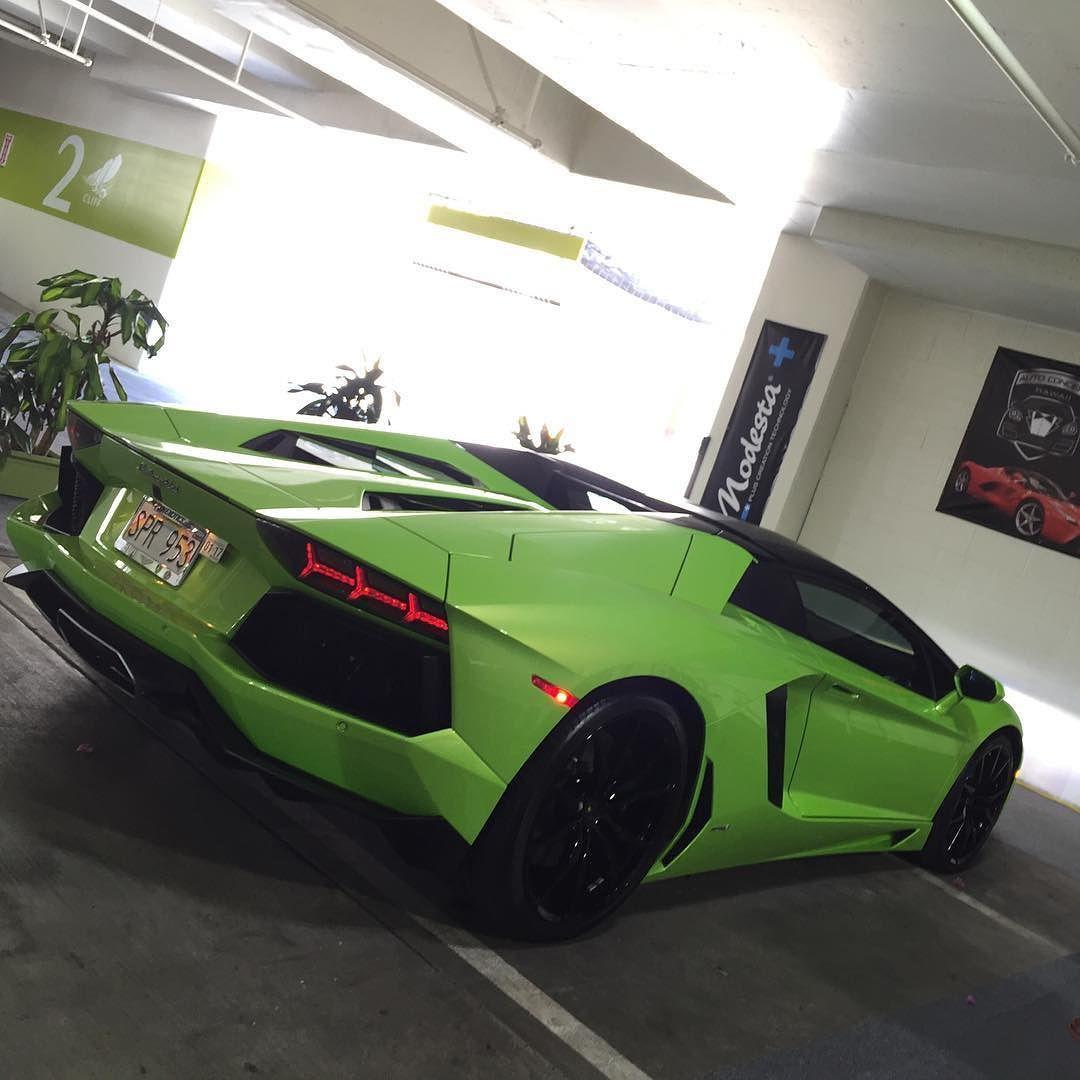 Lamborghini aventador maintenance