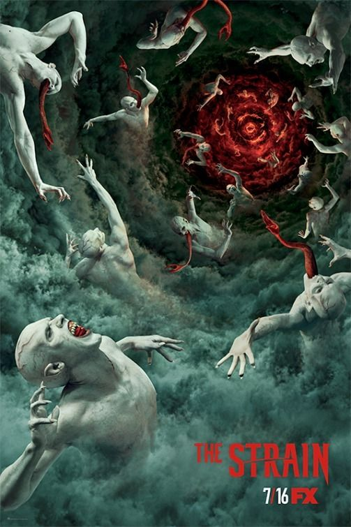 Latest Posters The Strain Tv Show American Horror Story