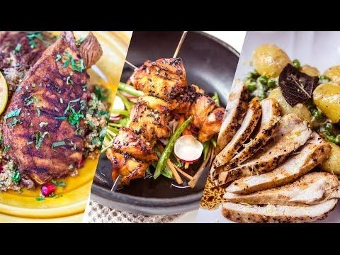 3 Things To Do With Chicken Sorted Food Mouthwatering