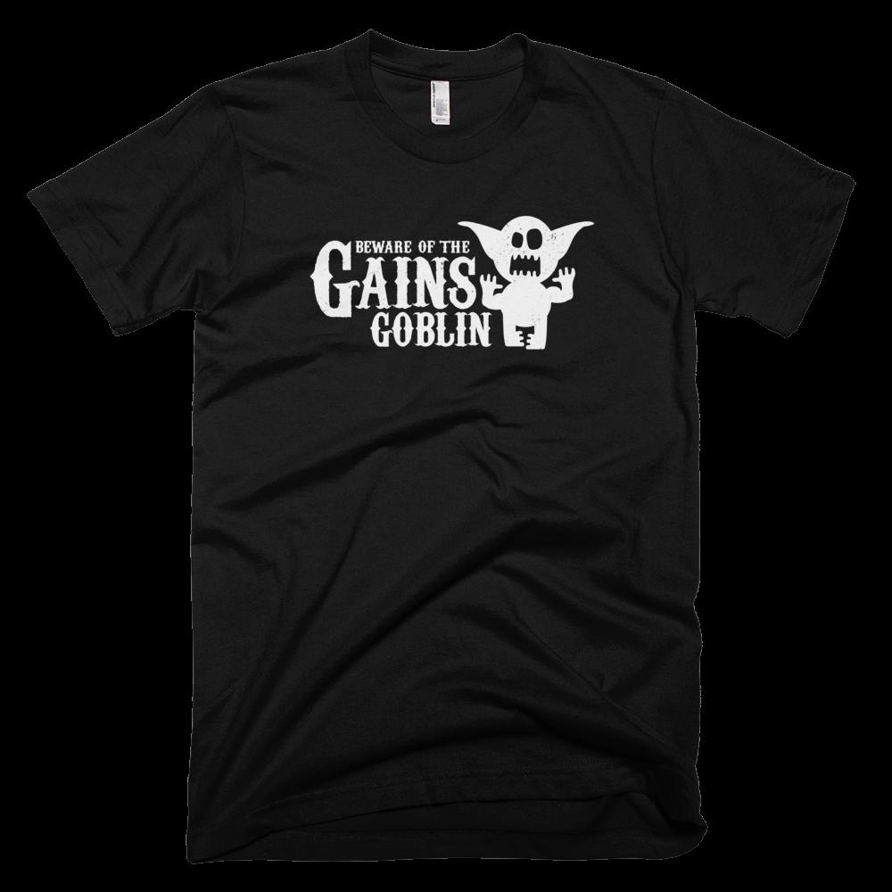 Gains Goblin | Black