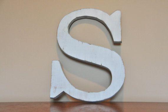 Custom Wood Letter Monogram Initial Home Decor Nursery 10
