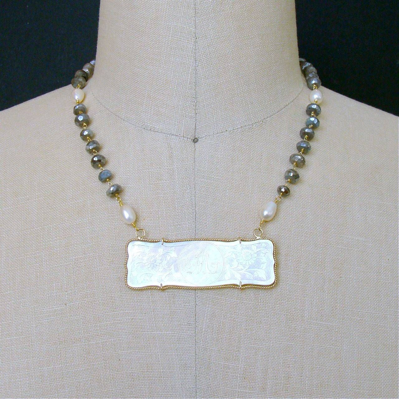 strand bee of necklace necklaces pearl queen shop baroque single quenby freshwater heart pearls mother carved