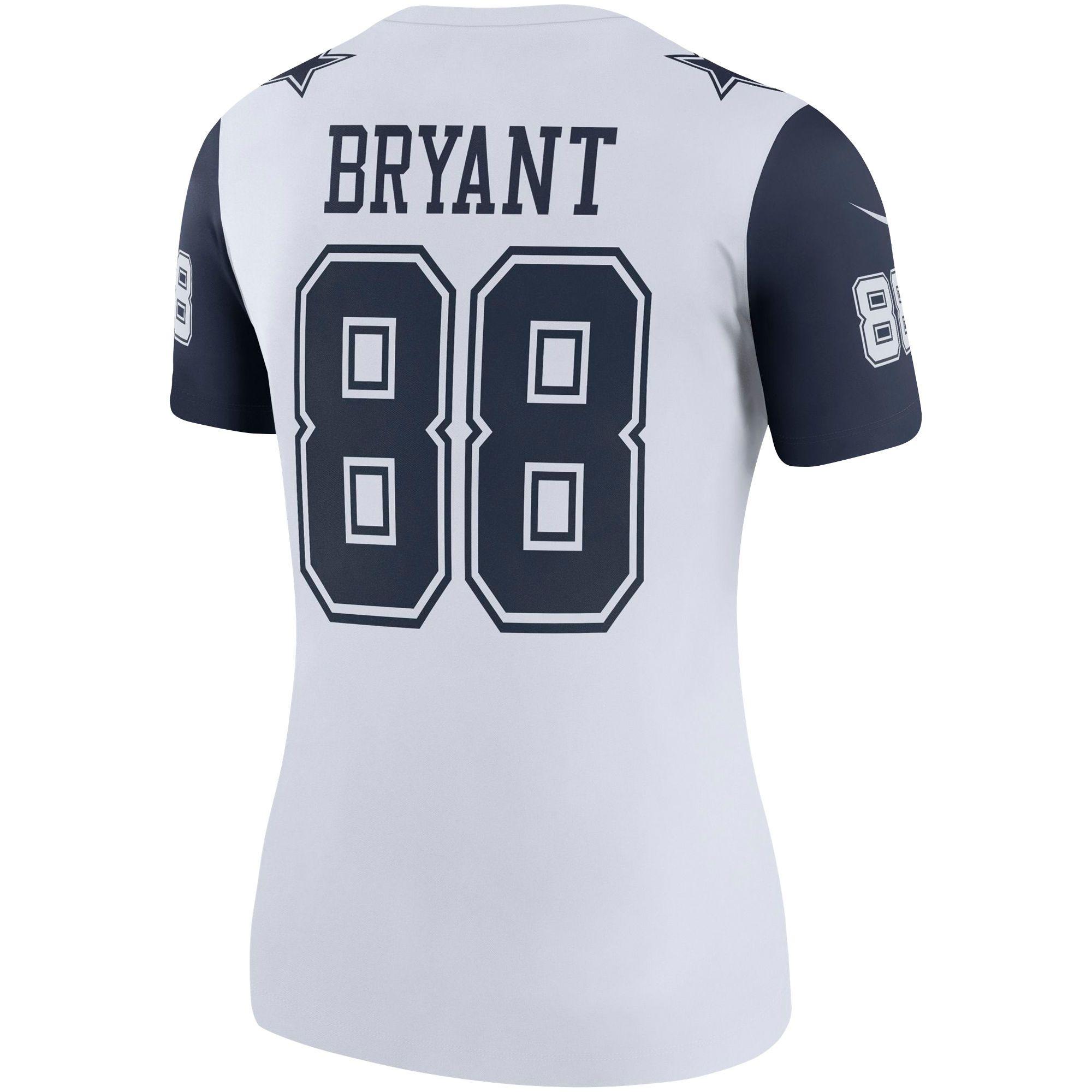 uk availability 6be47 777f7 Dez Bryant Dallas Cowboys Nike Women's Color Rush Legend ...