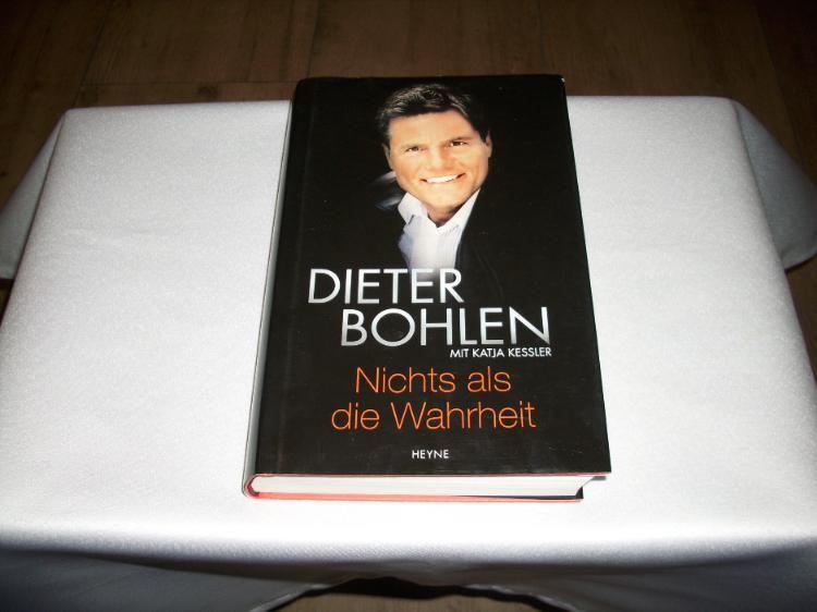 436 Buch Nichts Als Die Wahrheit Wahrheit Bucher Dieter Bohlen
