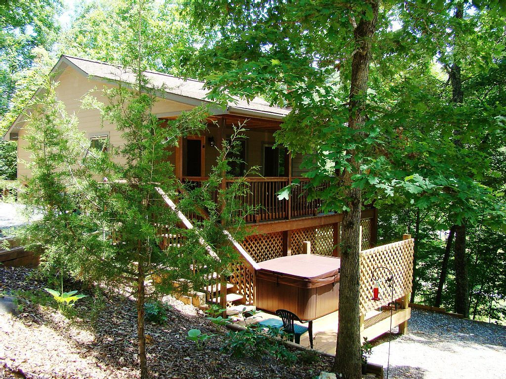 Cabin vacation rental in Whittier, NC, USA from VRBO.com! #vacation #rental…