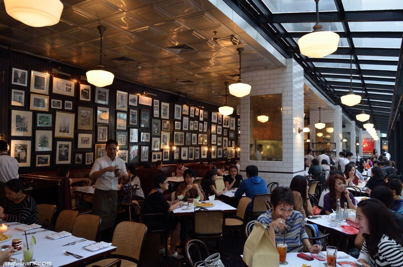 Must Visit Union Cafe Jakarta At Plaza Senayan Indonesia