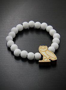 OVO OWL BRACELET BEADS NECKLACE T-SHIRT | eBay