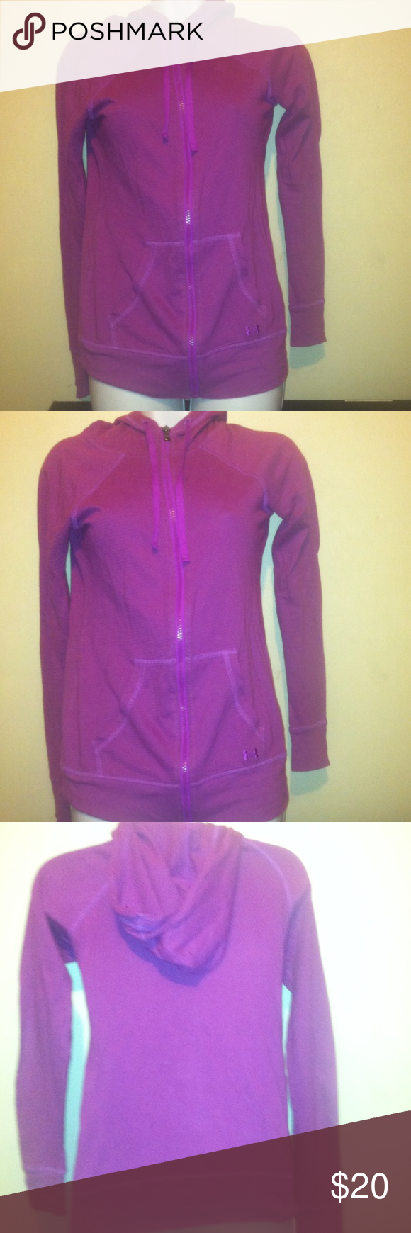 Under Armour hoodie size xs Under Armour  women's hoodie size xs Under Armour Tops Sweatshirts & Hoodies