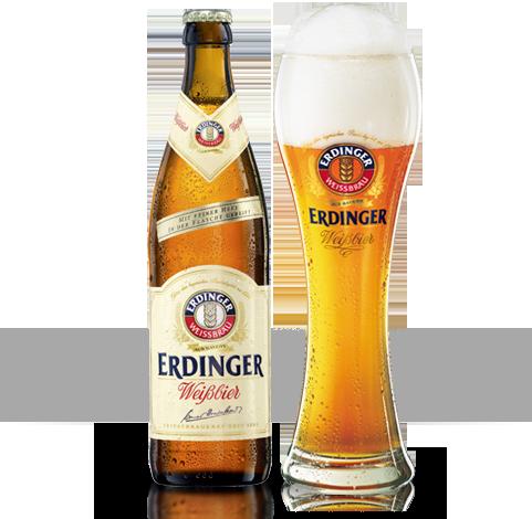 Erdinger Weissbier is not only the undisputed classic in ...