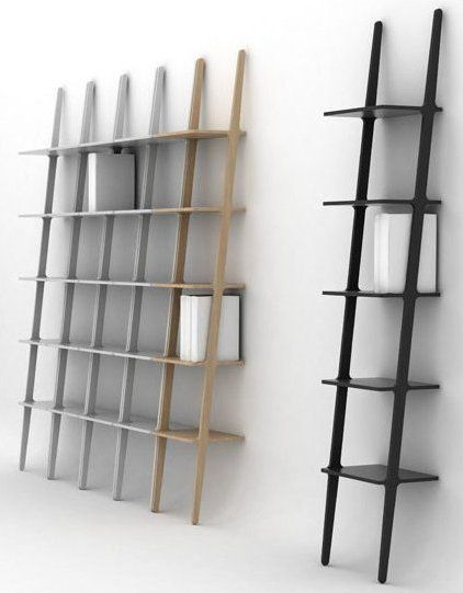 The Libri Shelf Designed By Michael Bihain And Produced By