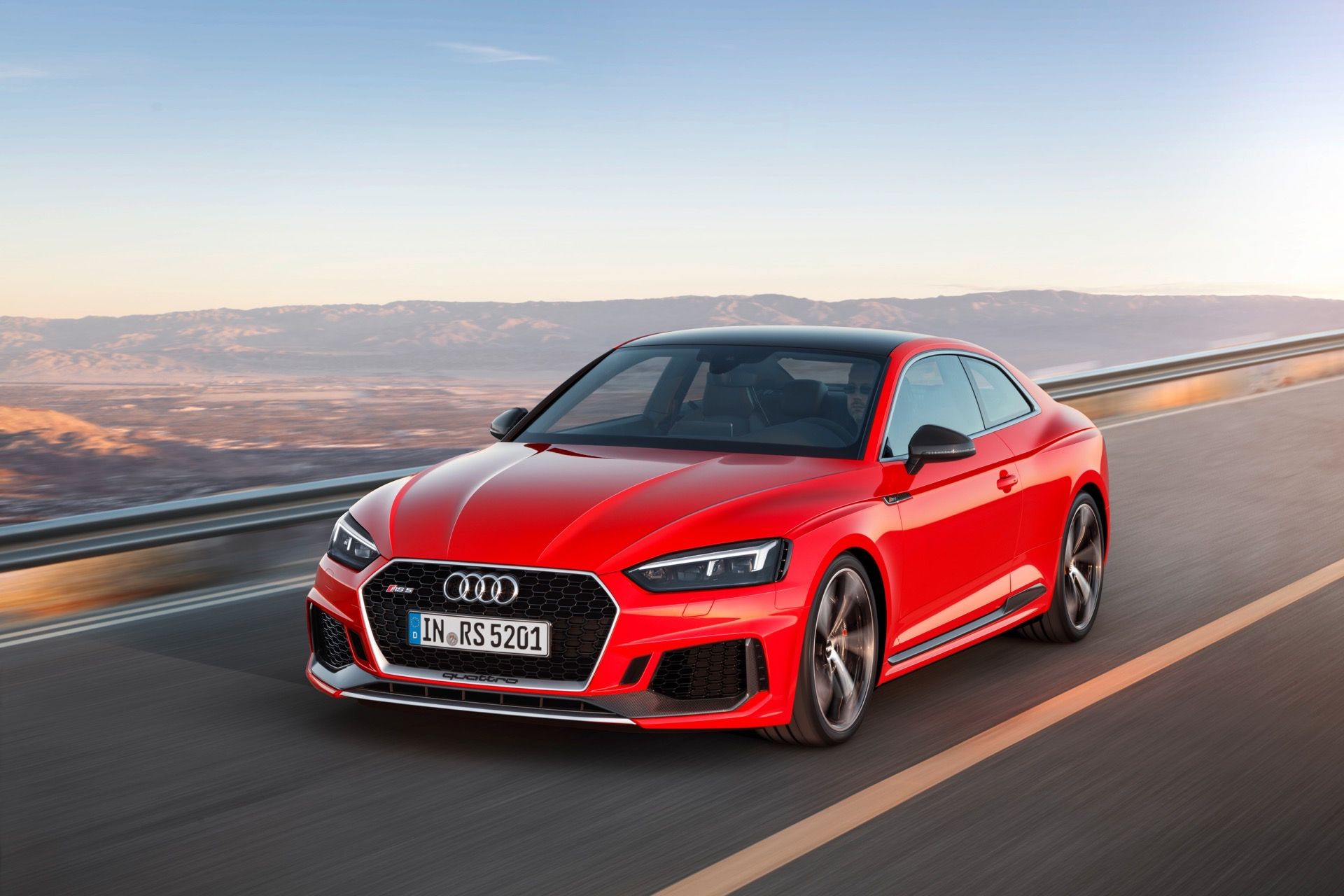2017 geneva motor show audi rs5 coupe debuts to take on bmw m4 http