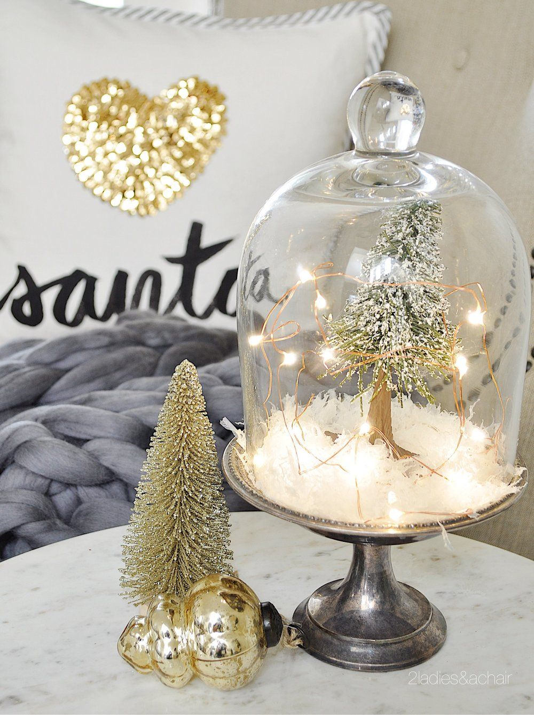 Nov 28 Christmas Home Decorating Ideas For A Beautiful Holiday ...