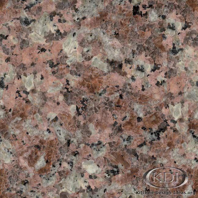 Pink Rose Granite Kitchen Design Ideas Org Countertop Colours Granite Kitchen Granite Countertops