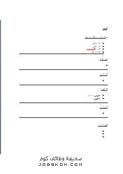نموذج سيرة ذاتية وورد مختصرة Doc عربي وانجليزي Cv Template Cartoon Songs Free Powerpoint Templates Download