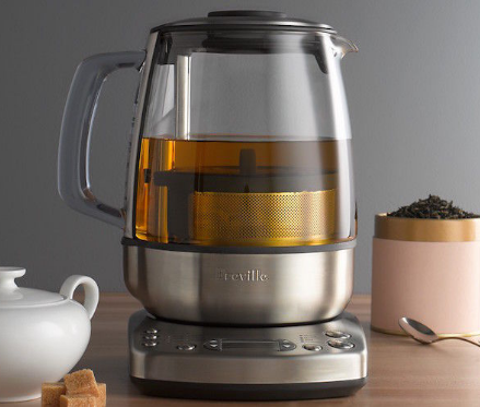 Breville One Touch Tea Maker Review How To Make Tea Tea Maker Electric Tea Kettle