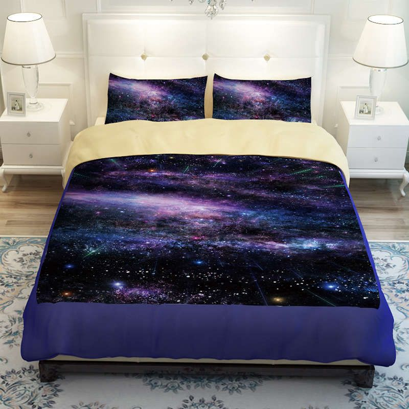 bed comforter sets outer space bedding