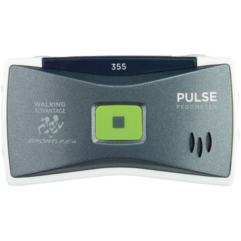 Sportline Walking Advantage 355 Pulse Pedometer ** Want