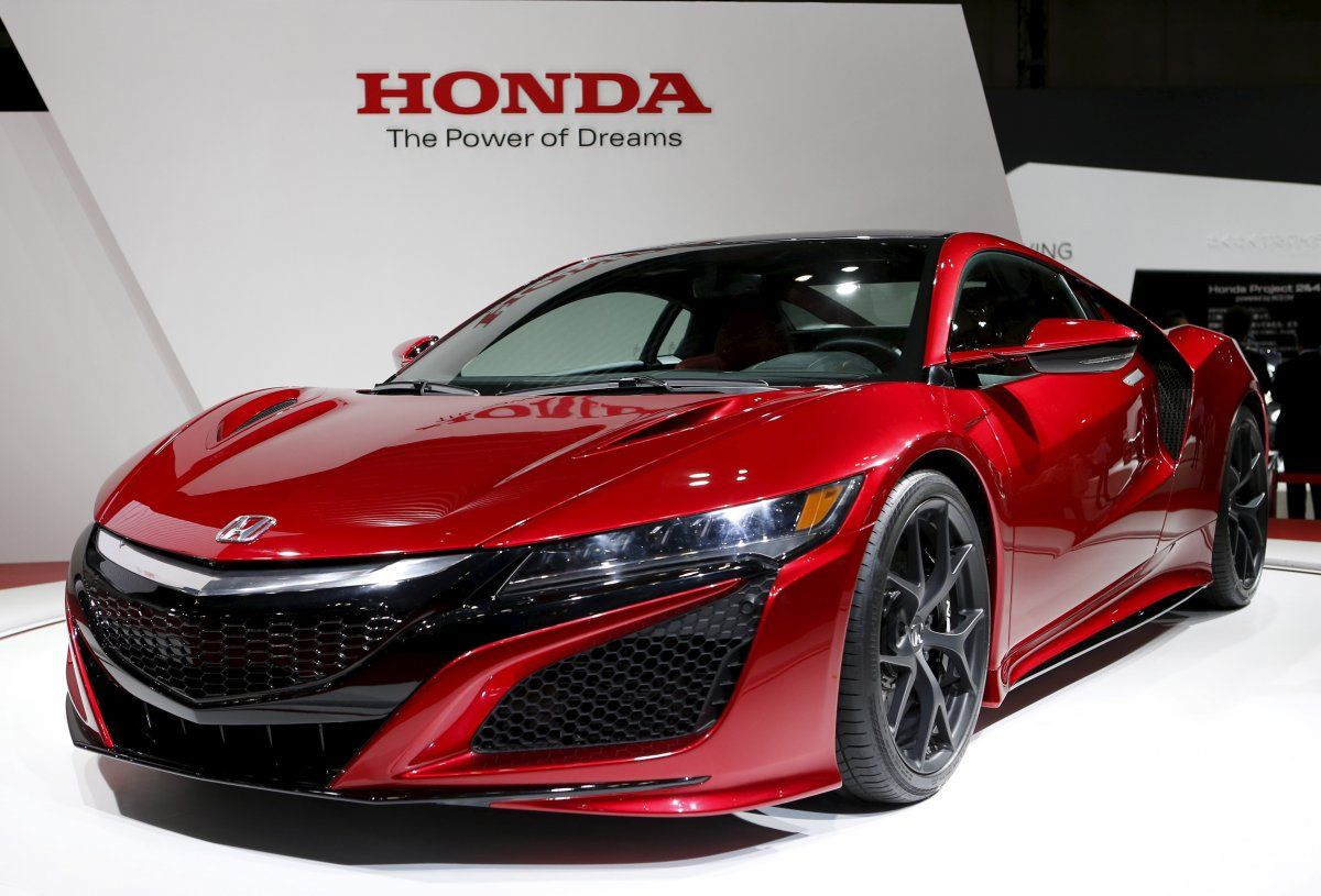 Check Out The Tokyo Motor Show S Crazy Wacky Awesome Cars Honda Tokyo Motor Show Nsx