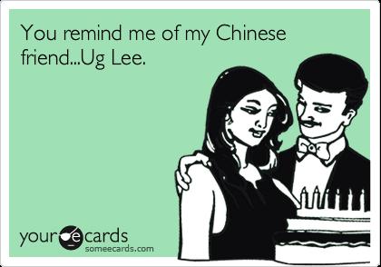 Ug Lee - hahaha