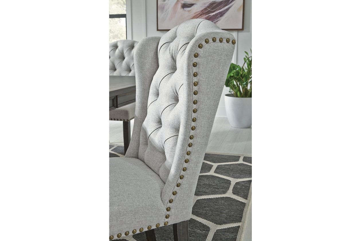 Jeanette Dining Room Chair Ashley Furniture Homestore