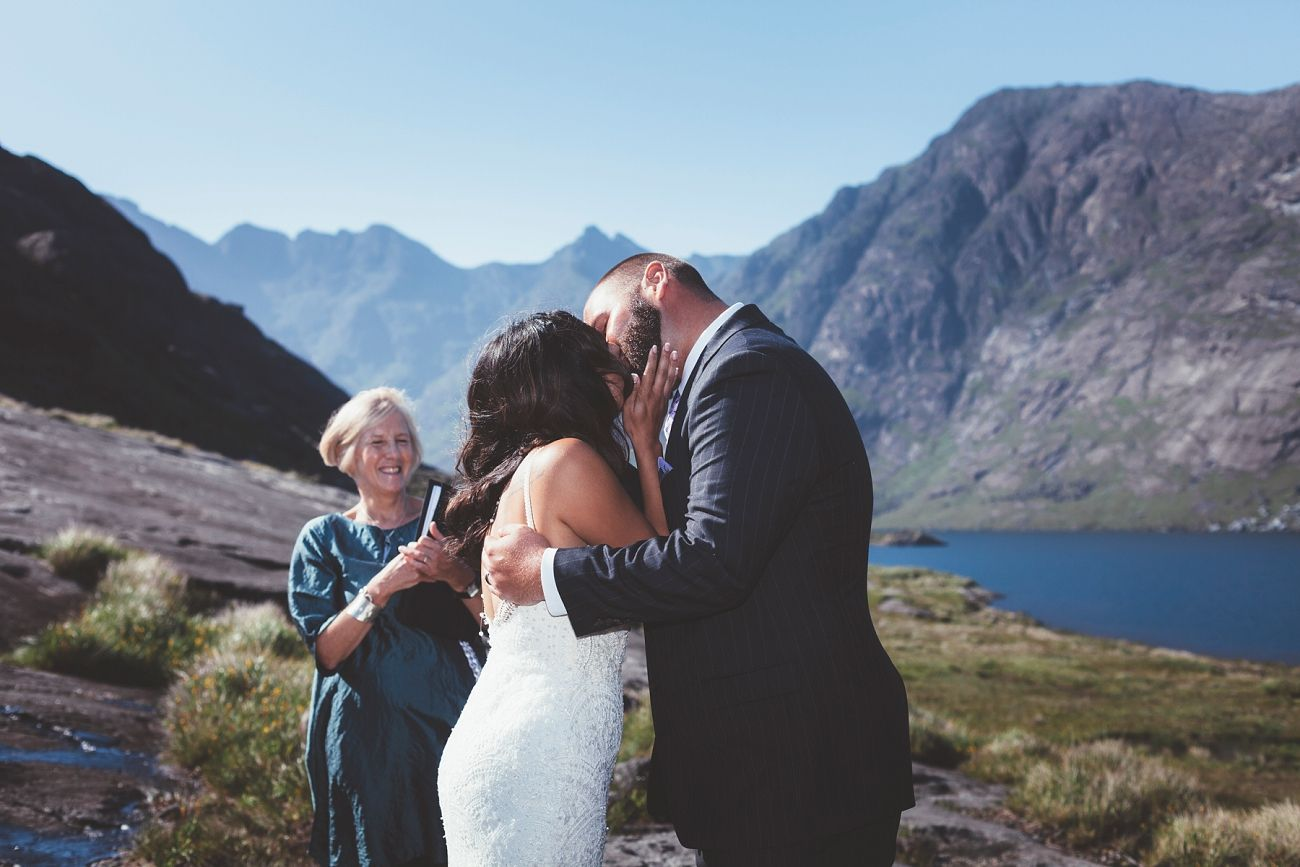 Isle Of Skye Elopement Small Wedding Photography Humanist Ceremony Outdoor Documentary
