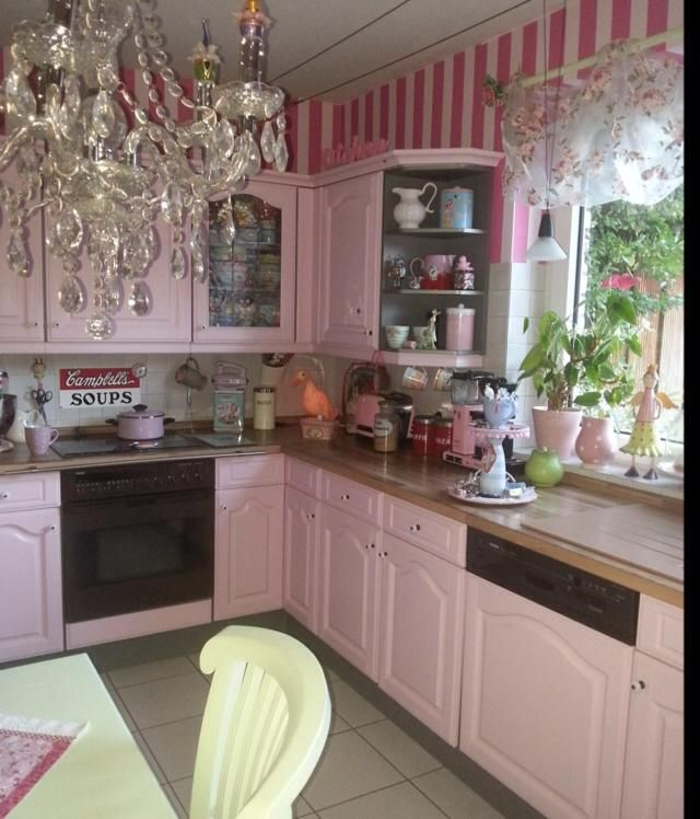Shabby Chic Kitchen Design Ideas: Pin By Melody Simpler On KITCHEN DECOR