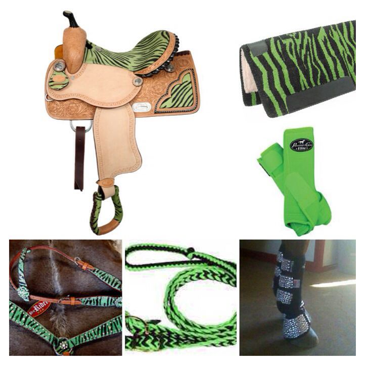 This is my dream barrel racing tack!!!!!! For my Blaze my