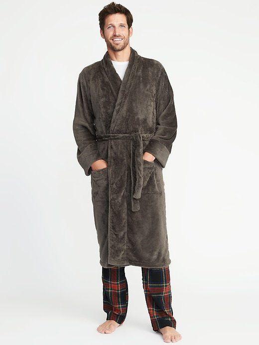 Plush Robe for Men  3265c8eca
