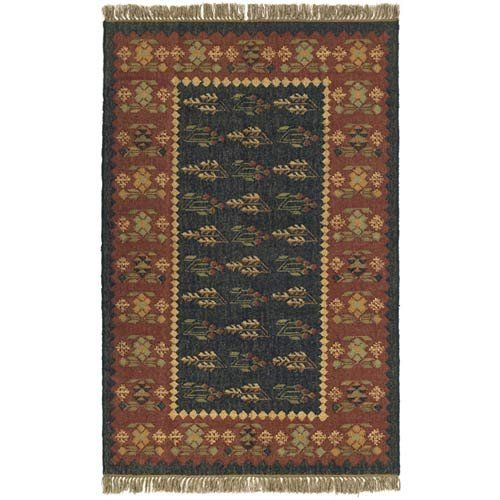 Hacienda Prescott Rug 3 Feet By 5 Feet Charcoal Haven T You Heard That You Can Find More Discounts At This Image Link Flat Weave Rug Woven Rug Flat Weave