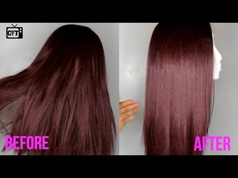 How To Maintain Synthetic Hair| Getting Rid Of Frizzy Ends ...