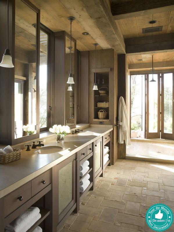 mon d corateur d 39 int rieur une maison naturelle et chaleureuse dans la vall e de napa salle. Black Bedroom Furniture Sets. Home Design Ideas
