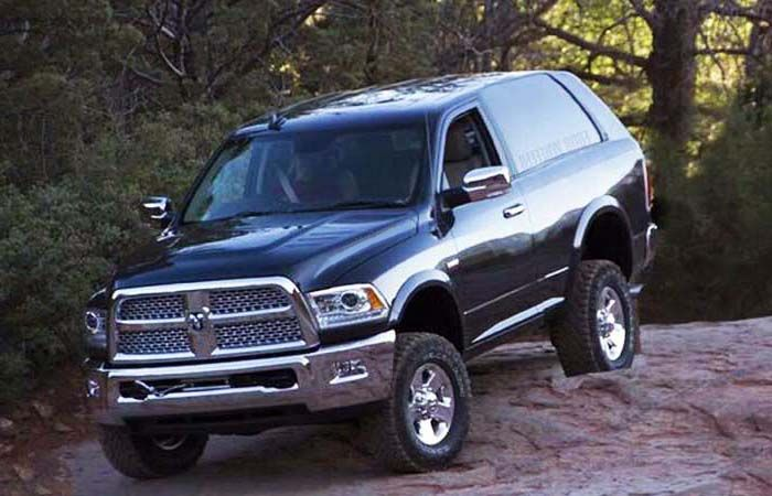 Dodge Ramcharger 2017 >> 2018 Dodge Ramcharger Remodel: A Real Next Vehicle to ...