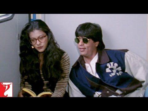 Aapke Paas Chabhi Hai Iski... Just Joking - Scene - Dilwale Dulhania Le ...