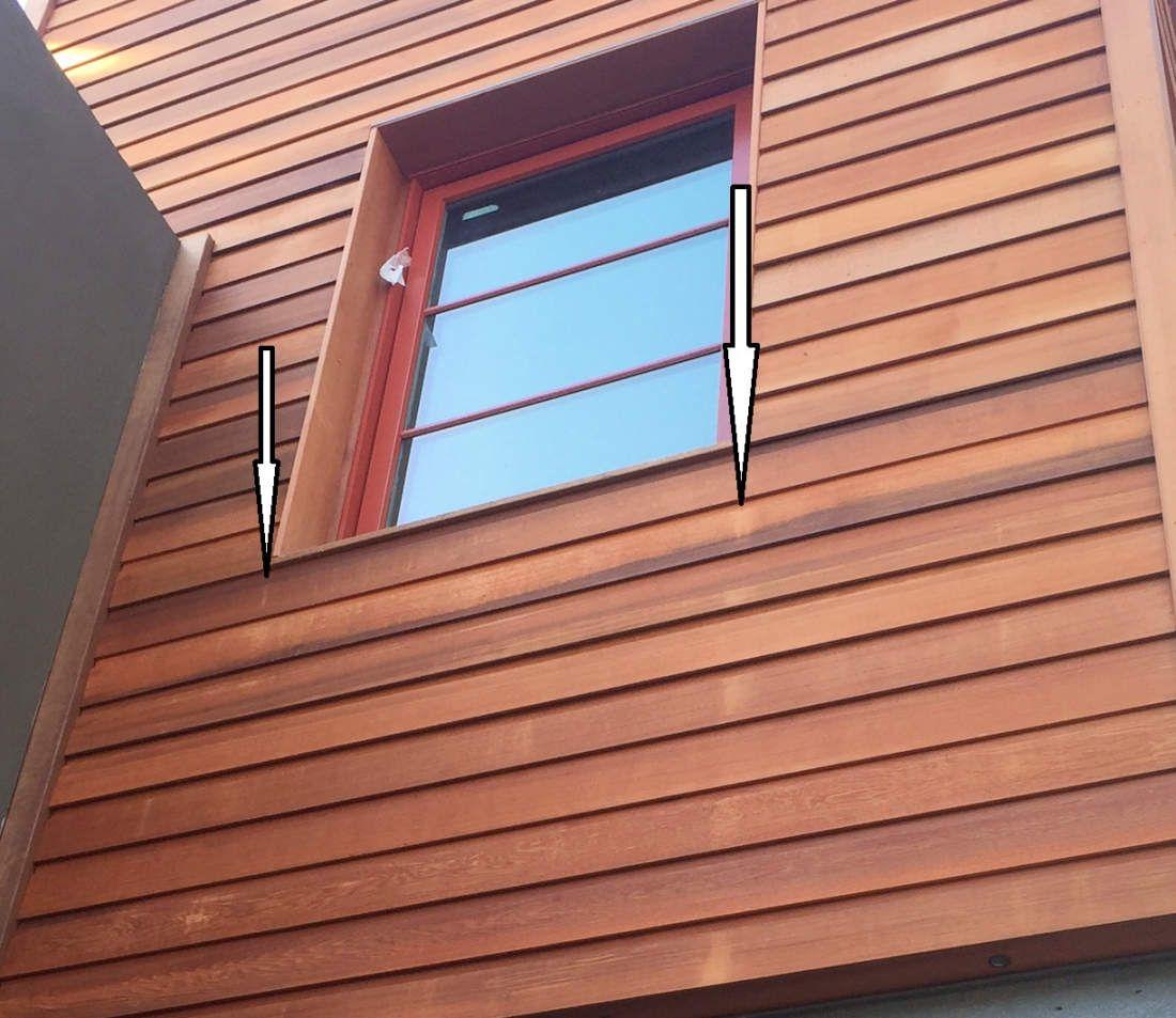 Wood Siding Installation Tips Cedar Siding Redwood Siding Installation Cedar Siding Cedar Wood Siding Installing Wood Siding