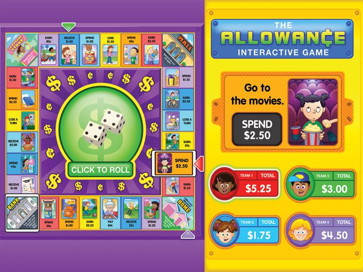 The Allowance Game - Single License CD-ROM I want this for counting money...the kids would love it!