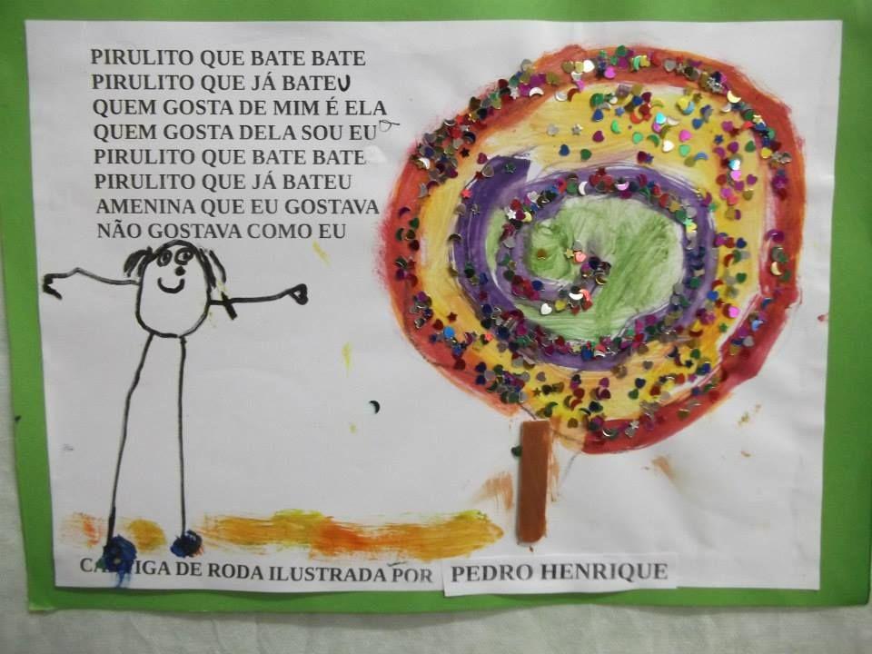 Well-known Educação Infantil- Ilustração de parlenda | Atividades | Pinterest  JZ28