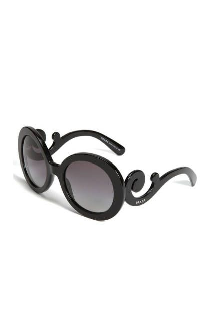 776922bf791d Prada s statement baroque sunglasses