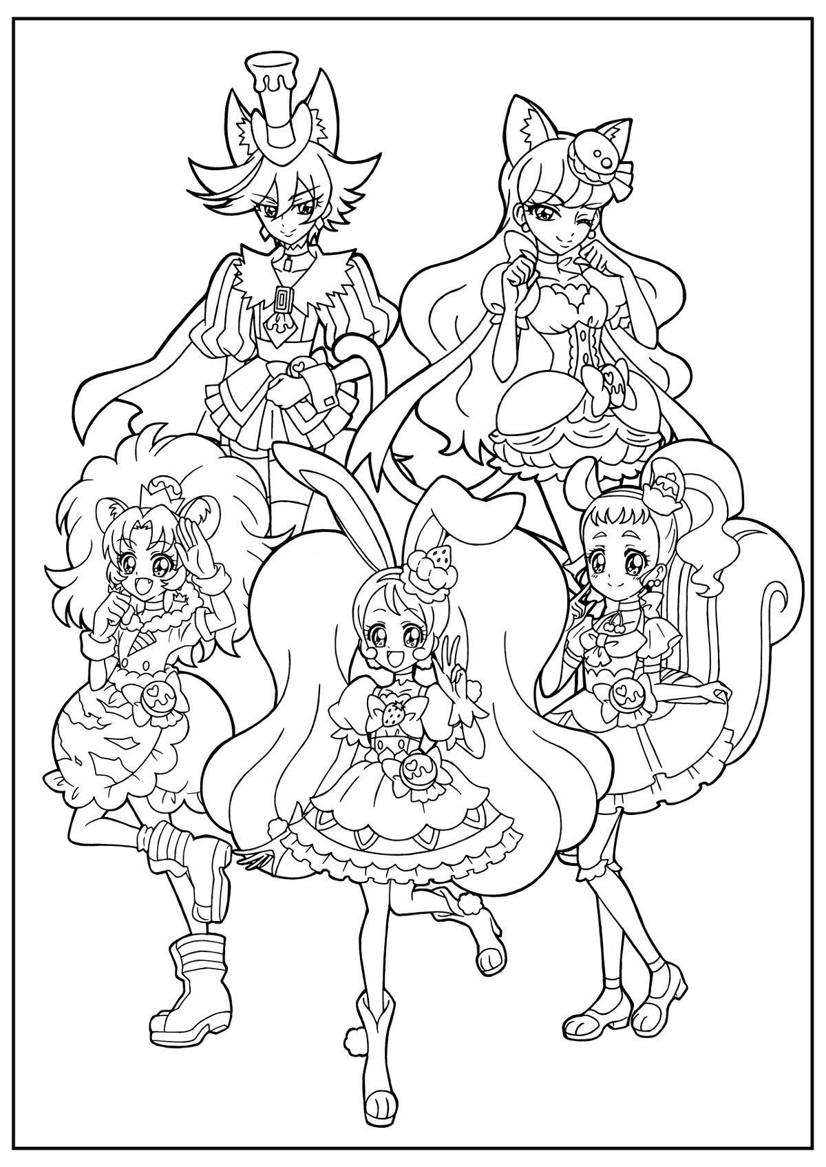 アニメ 無料 ショコラ