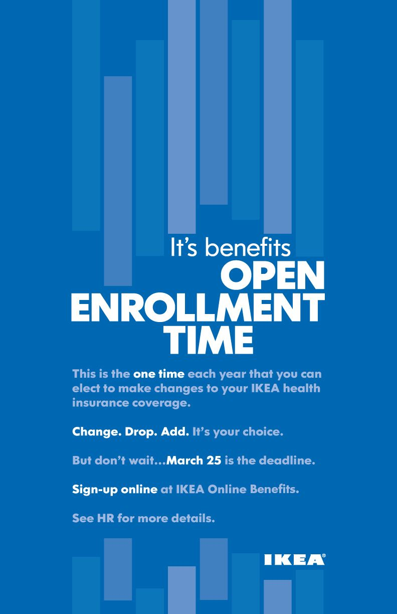 Image Result For Open Enrollment Posters Open Enrollment Health