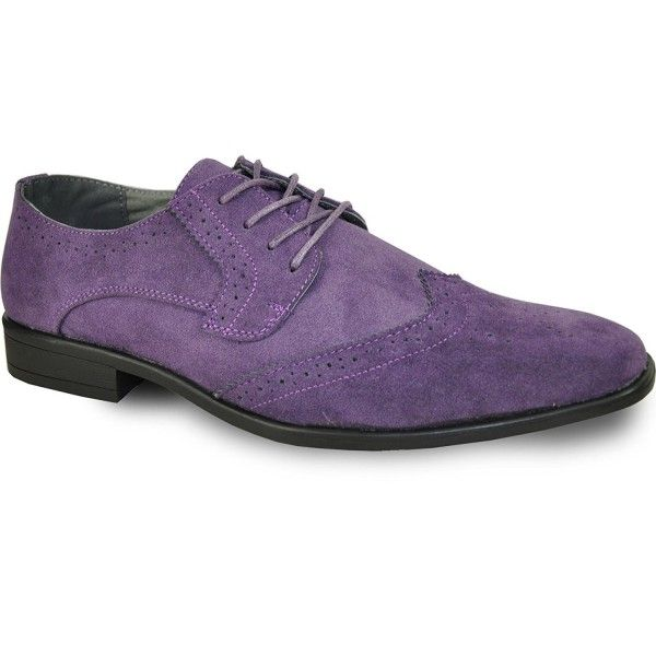 new products 07d20 b12a7 Men s Shoes, Oxfords, Men Dress Shoe King-3 Classic Faux Suede Oxford With  Leather Lining - Wide Width Available - Purple - CH17YC6C3Q7  mensshoes   shoes ...