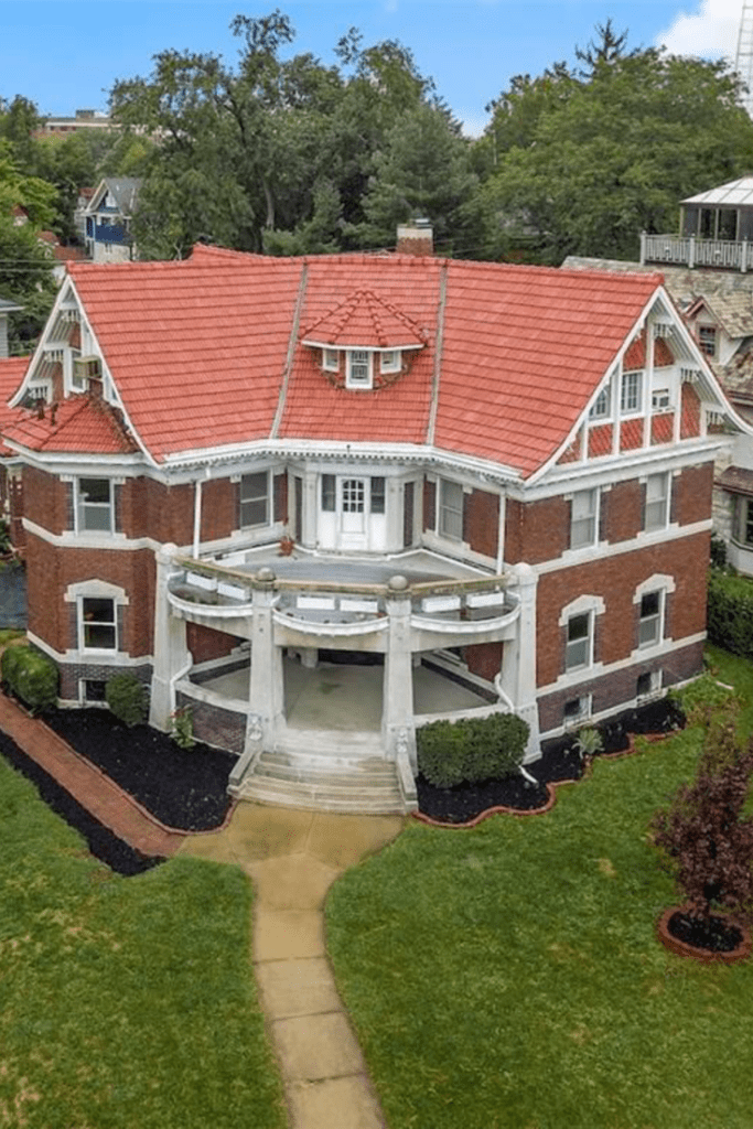 1910 Historic House For Sale In Kansas City Missouri Castles And