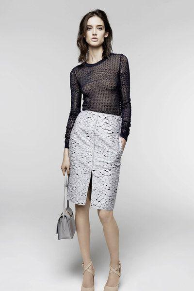 Nina Ricci Pre-Fall 2014 Collection Photos - Vogue